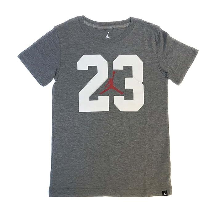 4daf2cbde51d7 Amazon.com: Nike Air Jordan Jumpman Big Boys 23 Jumpman T Shirt ...