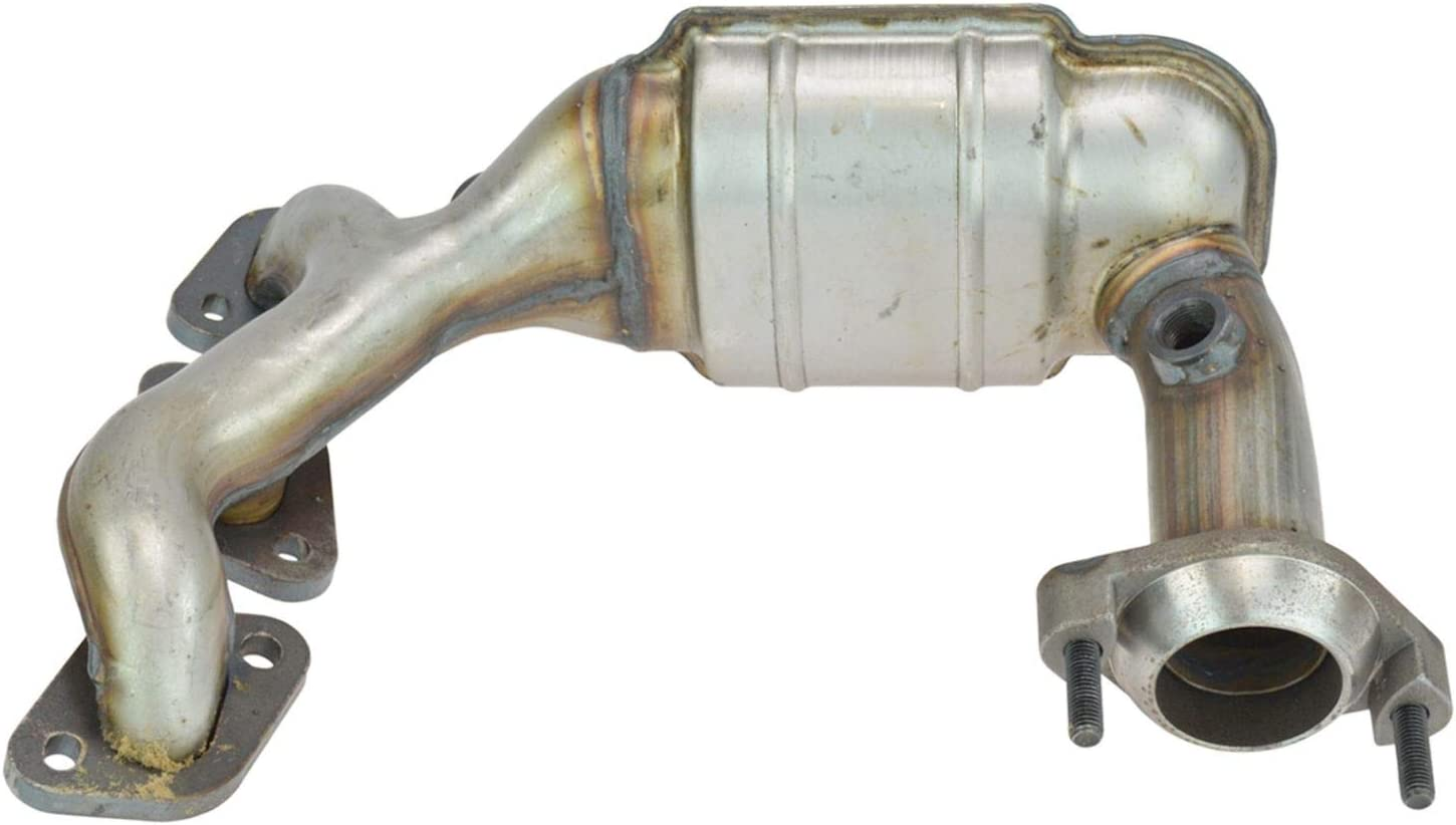 Exhaust Manifold Pair Set of 2 w// Catalytic Converter Set for Escape 3.0L