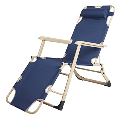 Strange Lucky Tree Portable Chaise Lounge Chair Pool Camping Seating Chair Flat Folding Cot Recliner For Outdoor Indoor Gmtry Best Dining Table And Chair Ideas Images Gmtryco