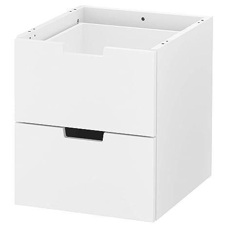 IKEA.. 503.834.59 Nordli - Cómoda Modular con 2 cajones ...