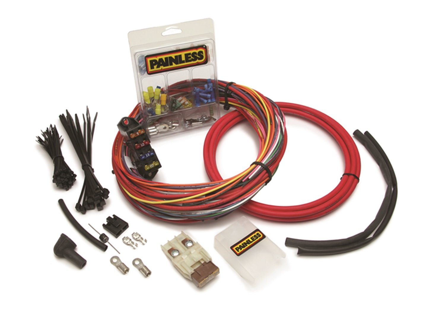 Painless 30830 Engine Harness Durable Modeling Lt1 Wiring