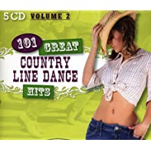 Vol. 2-101 Great Country Line Dance Hits