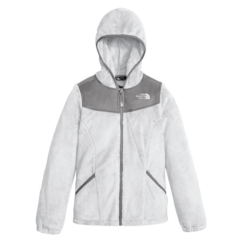 The North Face KidsレディースOso Hoodie ( Little Kids / Big Kids ) B01N8Y346R X-Large|Tnf White Tnf White X-Large