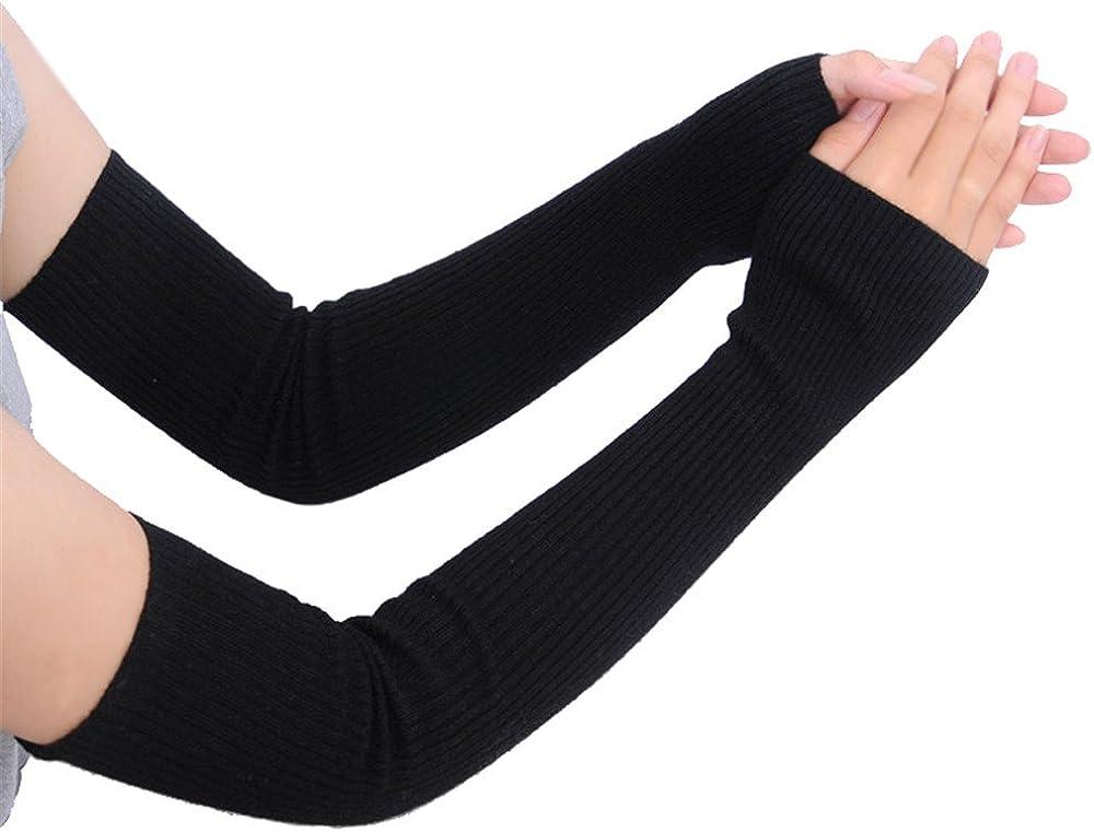 Women's Cotton Arm Warmers...