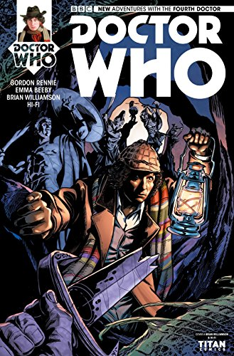 Download PDF Doctor Who - The Fourth Doctor #5
