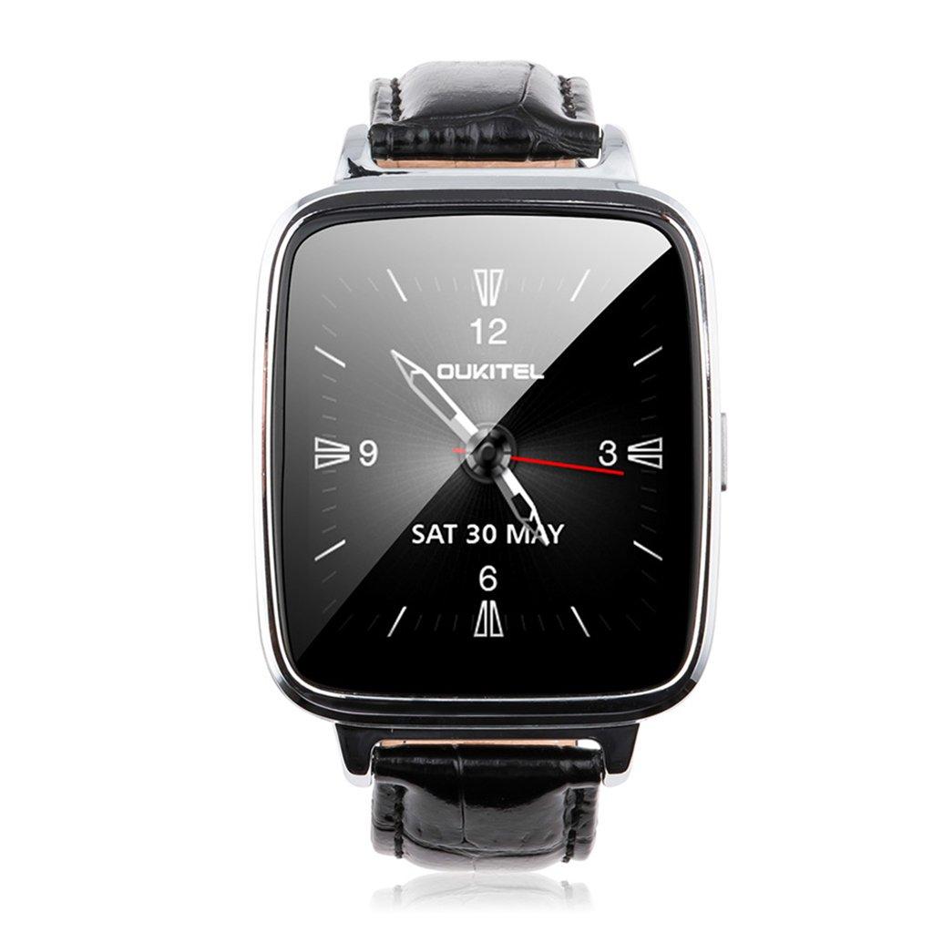 OUKITEL A28 - Smartwatch Bluetooth Reloj Inteligente (Pantalla 1.54