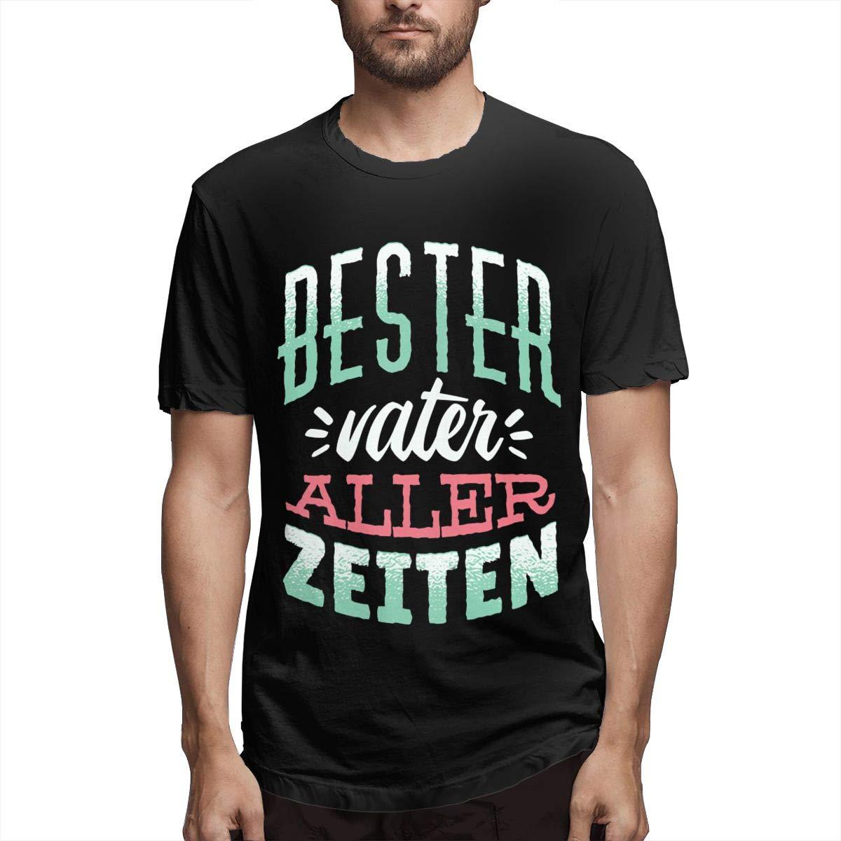 Dahwy German Best Father Tshirt Fashion S T-shirt