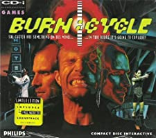 Burn Cycle: Mission Briefing (CD-i) by Philips
