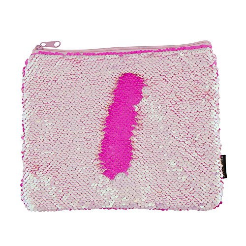 Magic Fashion - Style.Lab Fashion Angels Magic Iridescent/Neon Pink Sequin Pouch,