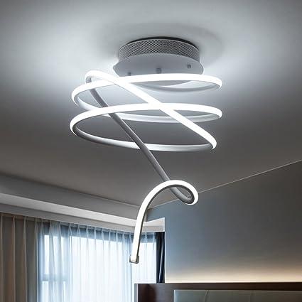 Luces de techo $ Modernas de acrílico para el Dormitorio de ...