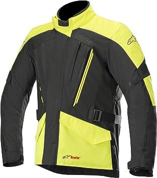 Alpines tras Volcano DRYSTAR impermeable moto chaqueta, M: Amazon.es: Coche y moto
