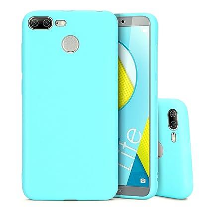 Moevn Funda Huawei Honor 9 Lite, Carcasa Slim Suave Silicona TPU Case para Huawei Honor 9 Lite Cover Case Anti Skid Anti Rasguño Protección Gel Funda ...