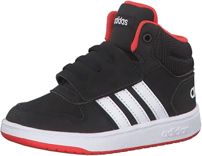 chaussures adidas hoops enfant