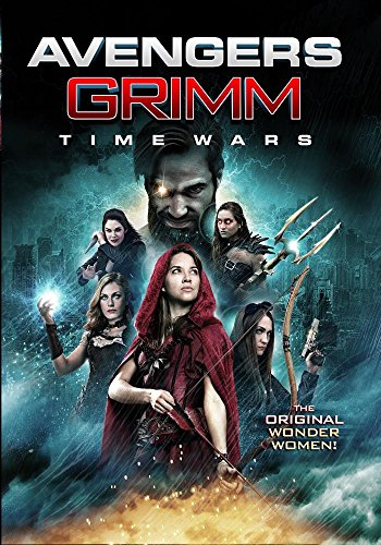 VHS : Avengers Grimm Time Wars