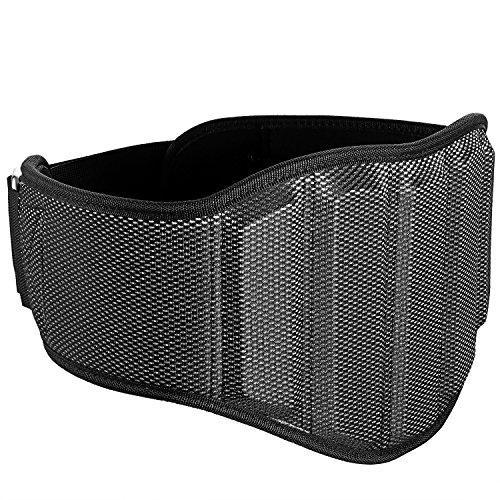 Adjustable Weightlifting Belt, 8-Inch W...