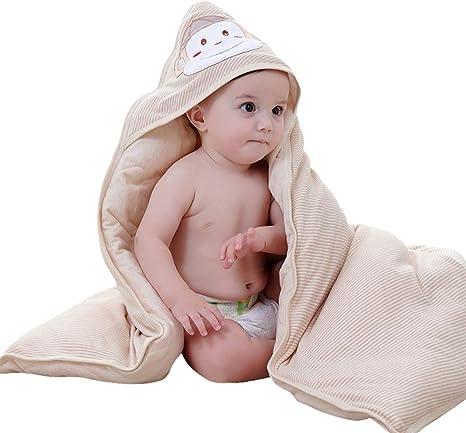 ERBEIOU Envolvente Bebé Recien Nacido Saco De Dormir Manta De ...