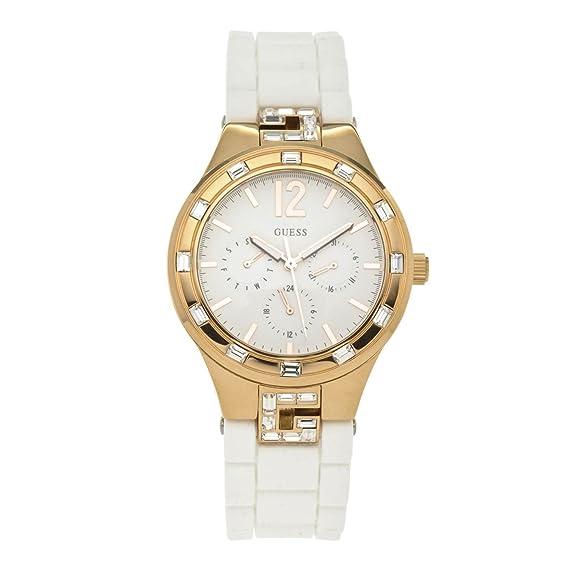 Reloj mujer RELOJ GUESS SRA CH.CAUC.BL. W12120L1