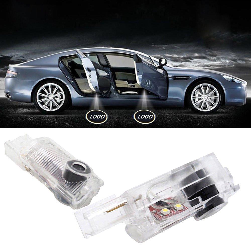 Led Per Auto Tuning.2x Led Lights Logo Mercedes R W215 Projectors W164 Gl