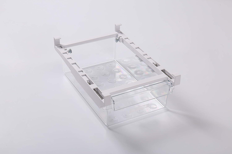 Kühlschrank Regal : Cosanter kühlschrank schublade organizer space saver regal