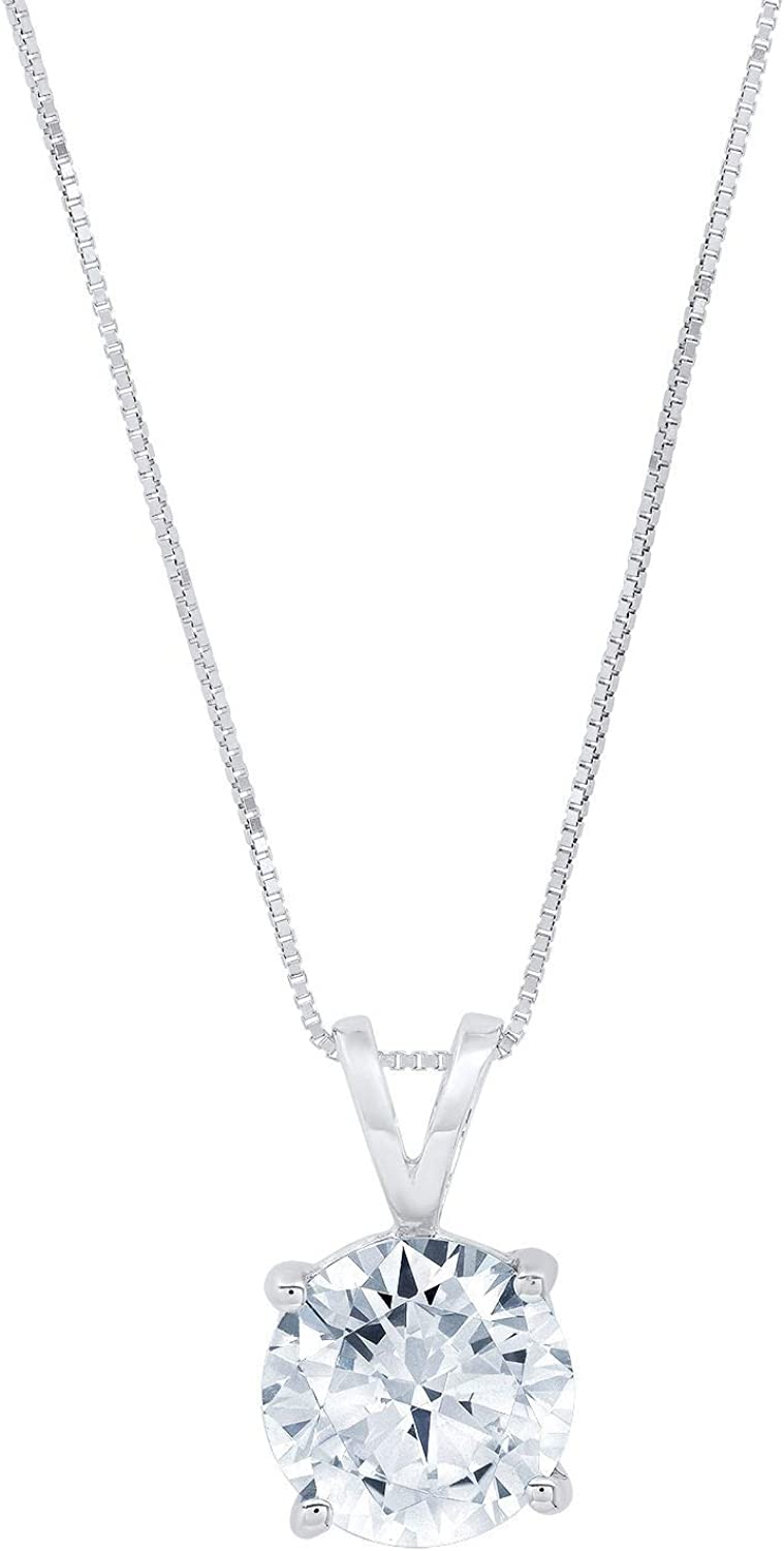 Clara Pucci 1.50 ct Brilliant Flawless Round VVS1 OFFicial
