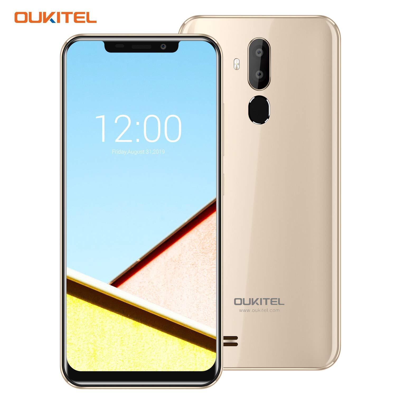 OUKITEL C12 Pro 4G Smartphone Libre, 6.18