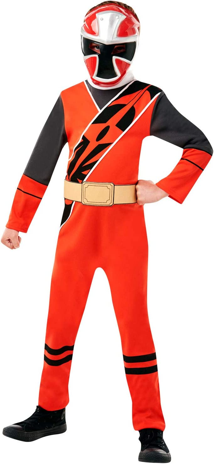 Rubies I-640071S - Disfraz de Power Rangers, niño, talla M: Amazon ...