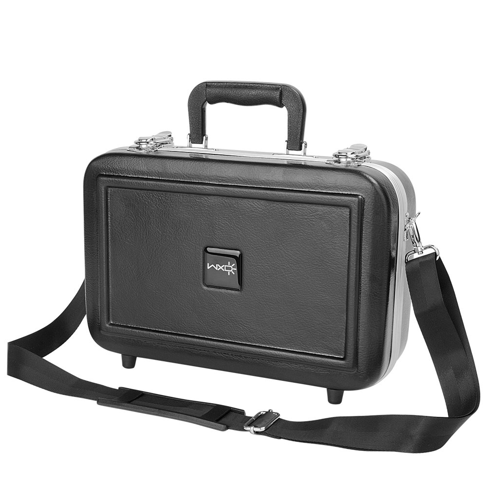 WXD ABS-3 Rectangular Clarinet Hard Case