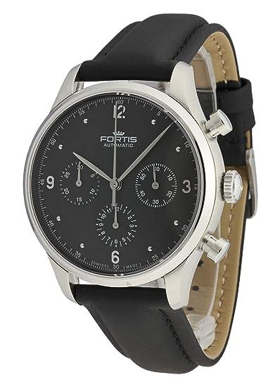 Fortis Terrestis 904.21.11 L10 - Reloj de Pulsera con cronógrafo de Tycoon PM clásico