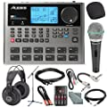 Photo Savings Alesis SR18 18 Bit Portable Drum Machine with Effects and Platinum Bundles from Photo Savings