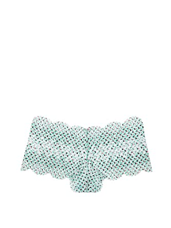 17ff9a3eb9 Image Unavailable. Image not available for. Color  Victoria s Secret Body  by Victoria The Crochet Lace Sexy Shortie ...