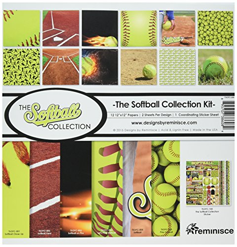 Top 10 recommendation softball stickers for scrapbooking 2020