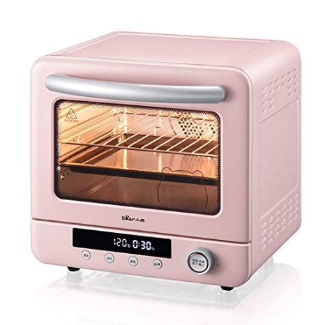 Amazon.com: 20 L 2 capas Mini horno, 1300 W Pequeño horno ...