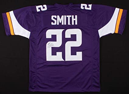 Harrison Smith Signed Jersey - w WITNESSED COA  WP954044 - JSA Certified -  Autographed NFL 1d300d169