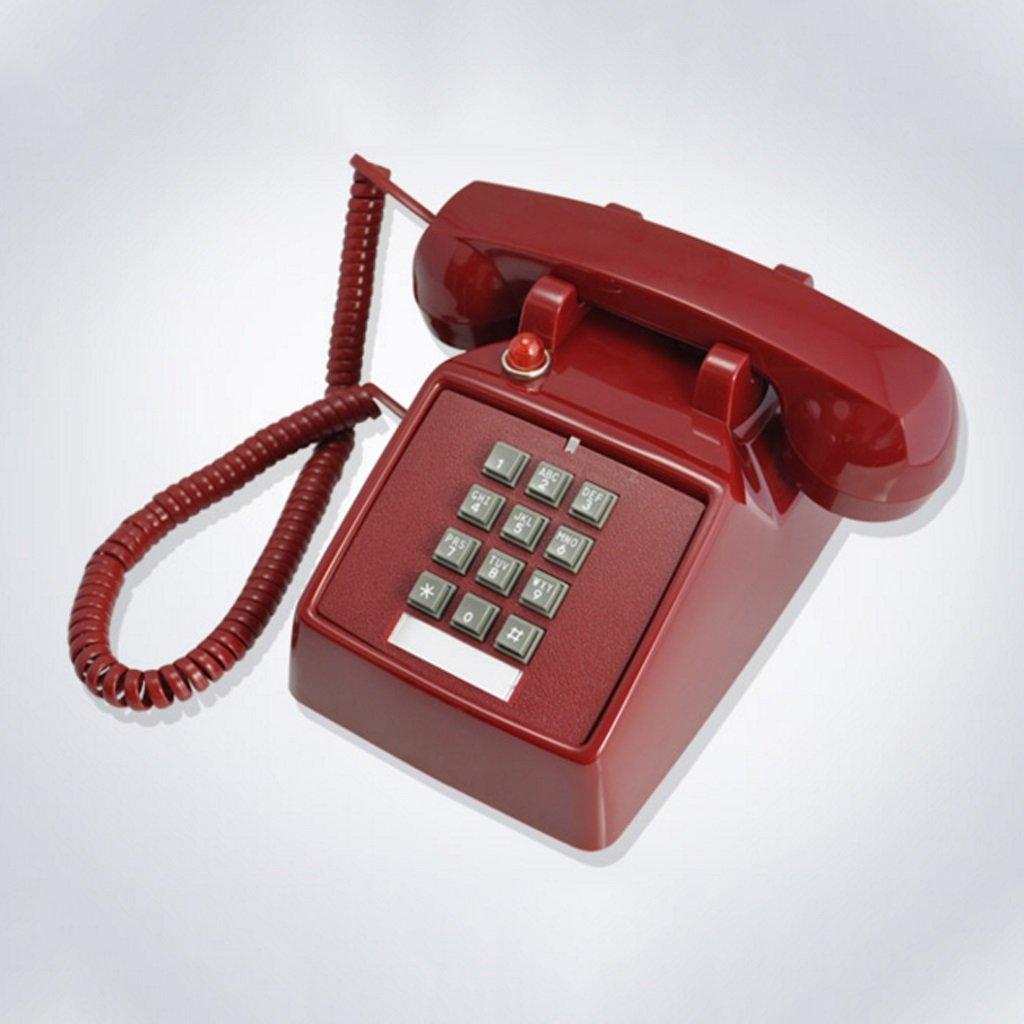 (訳ありセール 格安) アンティーク有線電話 H11.5CM/クリエイティブホームホテル固定電話/メカニカルリンギングファッション電話L22.2 )* W13 赤* H11.5CM ( 色 : 赤 ) 赤 B077QNB4X8, 和歌山市:8d0408b3 --- a0267596.xsph.ru