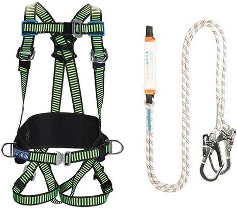 OYLXQ Arnés de Seguridad Cinturones de protección contra caídas ...