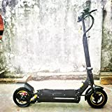 1000W Electric Scooter Max Driving Rang up To 100KM with Dual Disk Brakes 10inch Electric Scooter