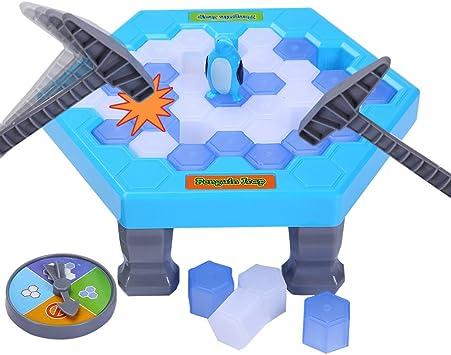 PlayMaty pingüino Juego de la Trampa Juegos de Juguete Roper el ...