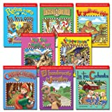 Folk and Fairy Tales, Dona Herweck Rice and Teacher Created Materials Staff, 1433310945