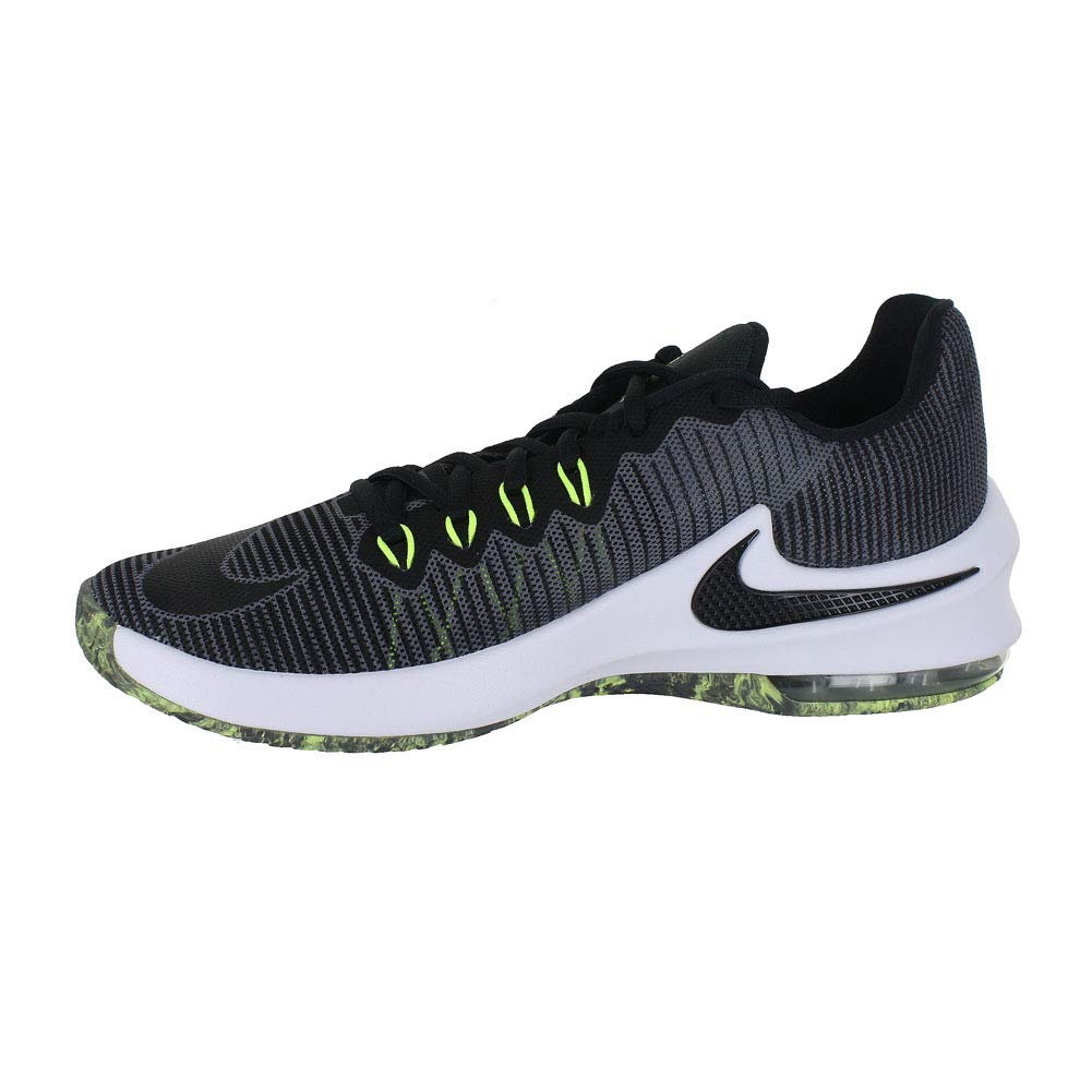 06b3e8444ed8d Amazon.com | Nike Men's Air Max Infuriate Low Basketball Shoe | Road Running