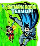 Batman & Robin Team Up!