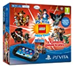 Sony PlayStation Vita Console and Leg...