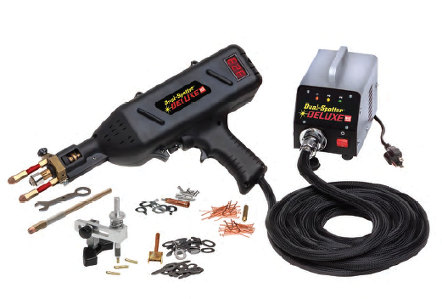 Dual Aluminum & Steel Dent Pull Gun by H & S Autoshot