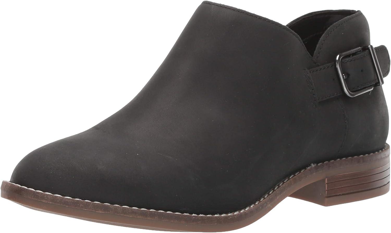 Clarks Women's Camzin Pull Ankle Boot