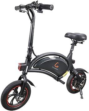 Makibes Kugoo B1 Bicicleta Eléctrica Plegable De hasta 25 Km/H con ...