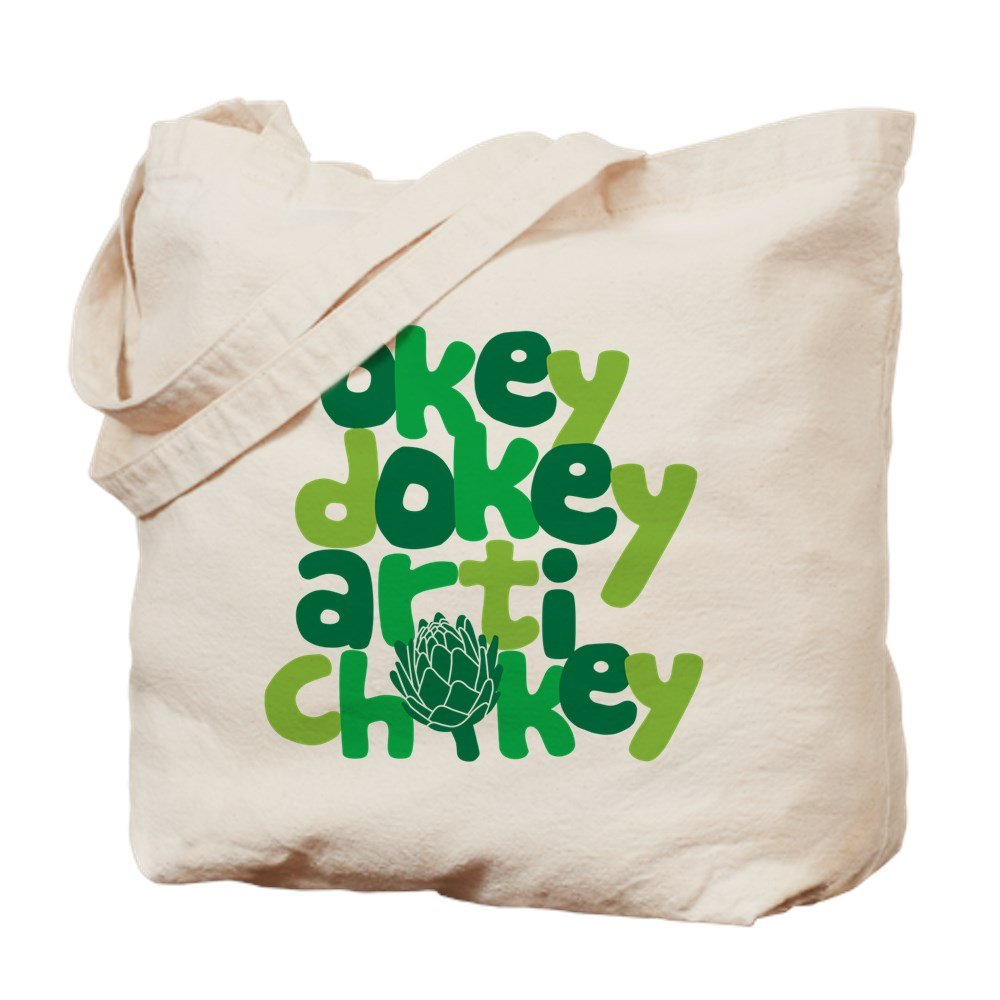 CafePress – Okey Dokey – ナチュラルキャンバストートバッグ、布ショッピングバッグ B01LNZLBJ4