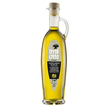 newest 57378 94a1b Terra Creta Estate - Extra Natives Olivenöl Sivilia Flasche 500ml