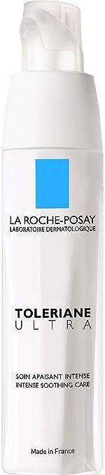 La Roche-Posay Toleriane Ultra Sensitive Skin Face Moisturizer Intense Soothing Care,