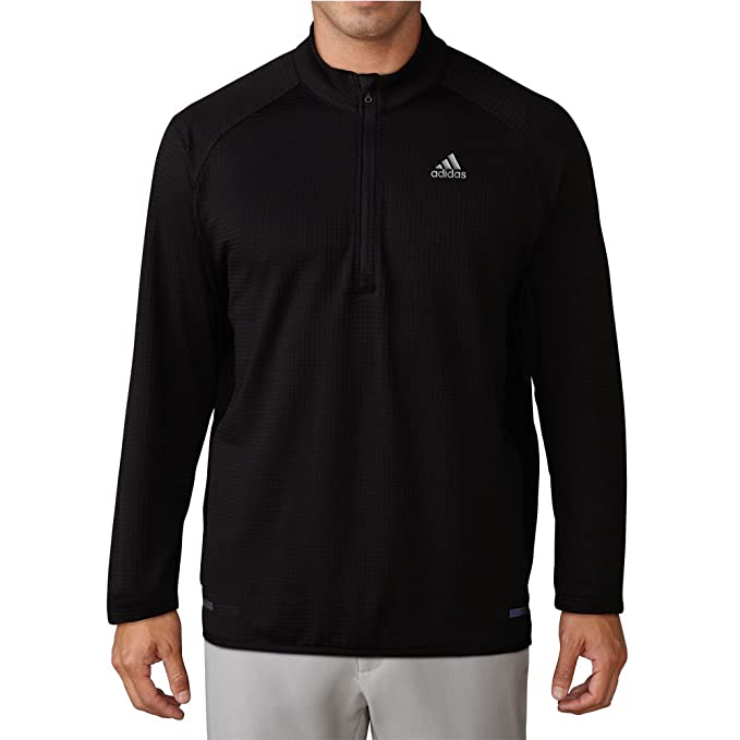 outlet hot product timeless design adidas Men's Climaheat Grid Sweatshirt