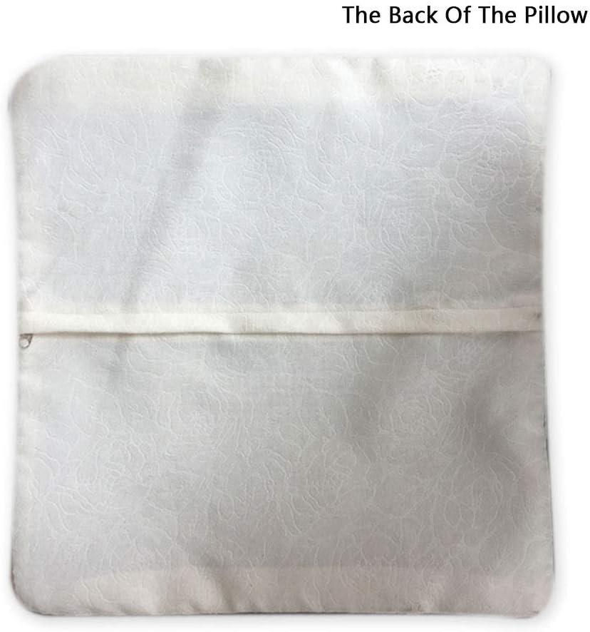 43cm DIY Ashle Sofakissen und Bodenmatte Verriegelungshaken-Kits for Erwachsene Anf/änger DIY Verriegelungshaken-Kits Kissen Latch Anspannen Teppich Kits Kissen Stickerei for Kinder Netter Hund 43
