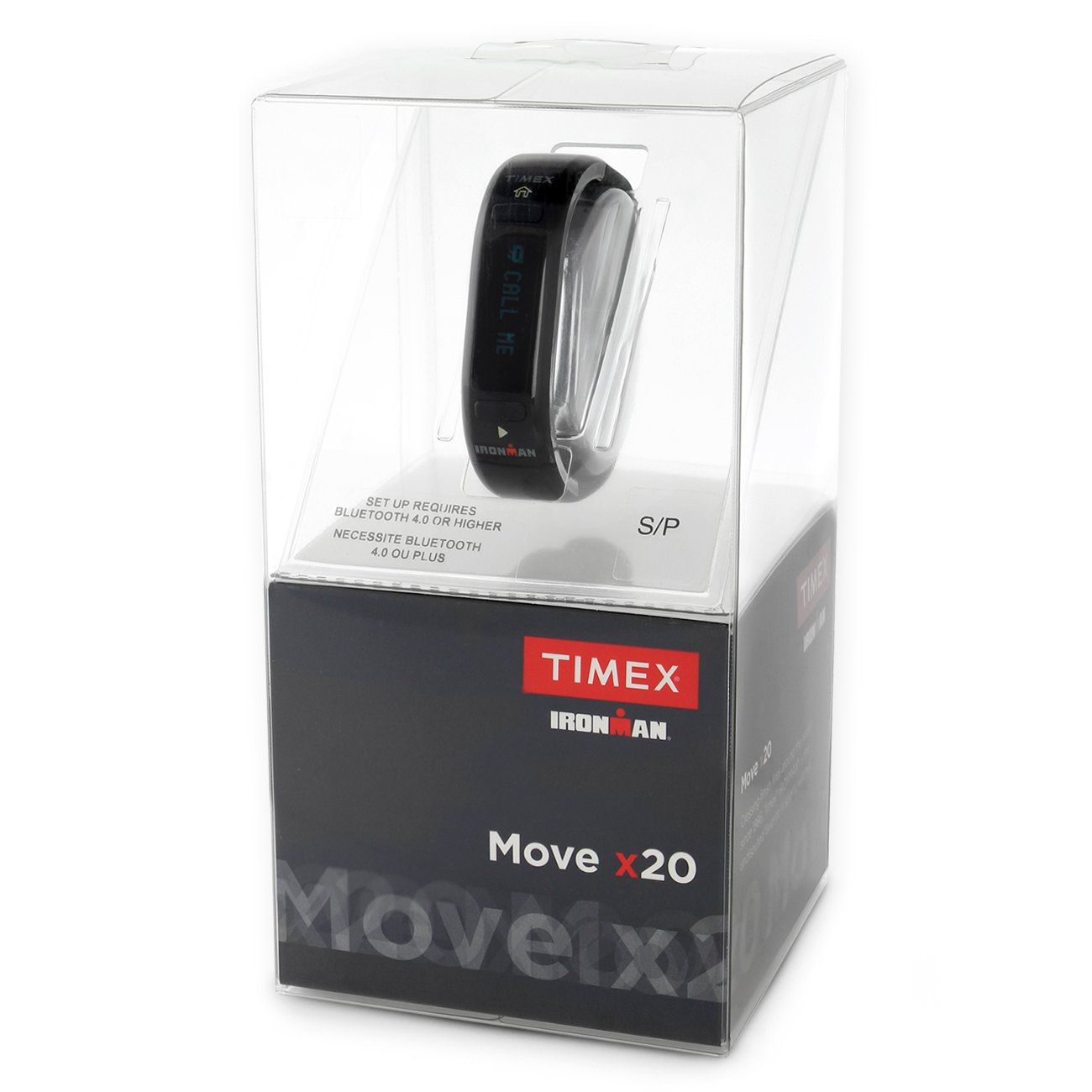 Timex herrarmbandsur digital silikon TW5K85500 GUL